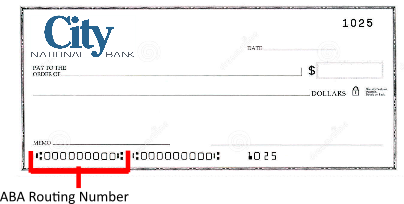 City National Bank Routing Number – Where to Locate on Check